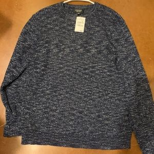 NWT Nordstrom Navy Sweater